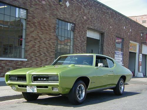 Pontiac GTO II 1968 - 1973 Coupe-Hardtop #1