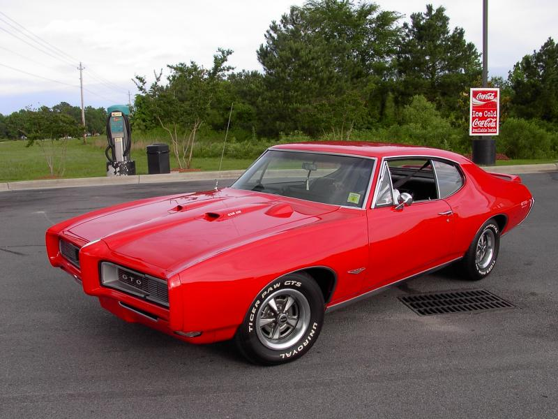 Pontiac GTO II 1968 - 1973 Coupe-Hardtop #5