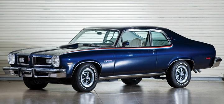 Pontiac GTO III 1974 - 1974 Liftback #1