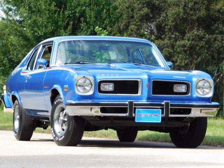 Pontiac GTO III 1974 - 1974 Liftback #4