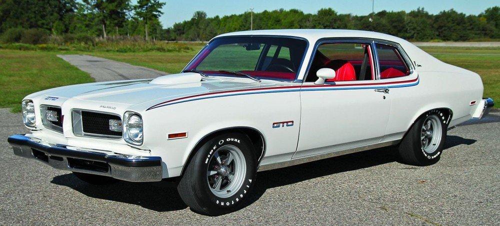Pontiac GTO III 1974 - 1974 Liftback #3