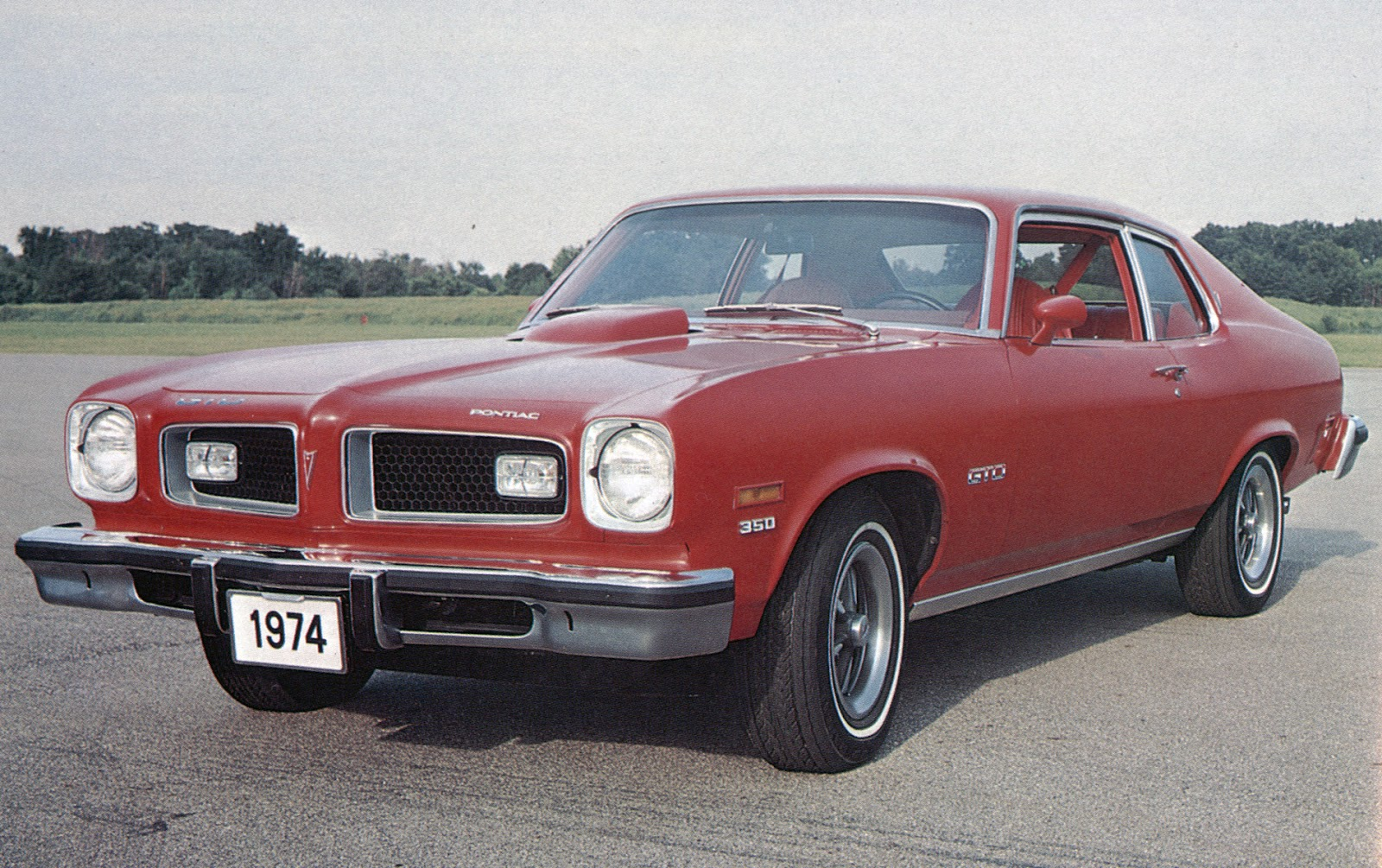 Pontiac GTO III 1974 - 1974 Liftback #7