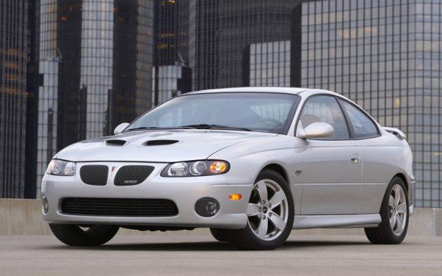 Pontiac GTO IV 2004 - 2006 Coupe #6