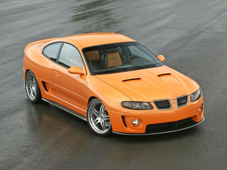 Pontiac GTO IV 2004 - 2006 Coupe #3