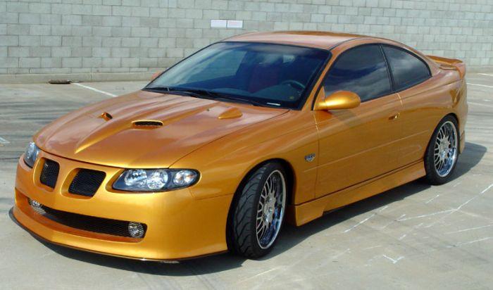 Pontiac GTO IV 2004 - 2006 Coupe #4
