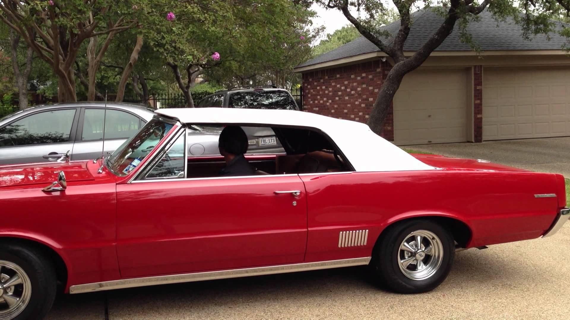 Pontiac LeMans II 1964 - 1967 Cabriolet #2