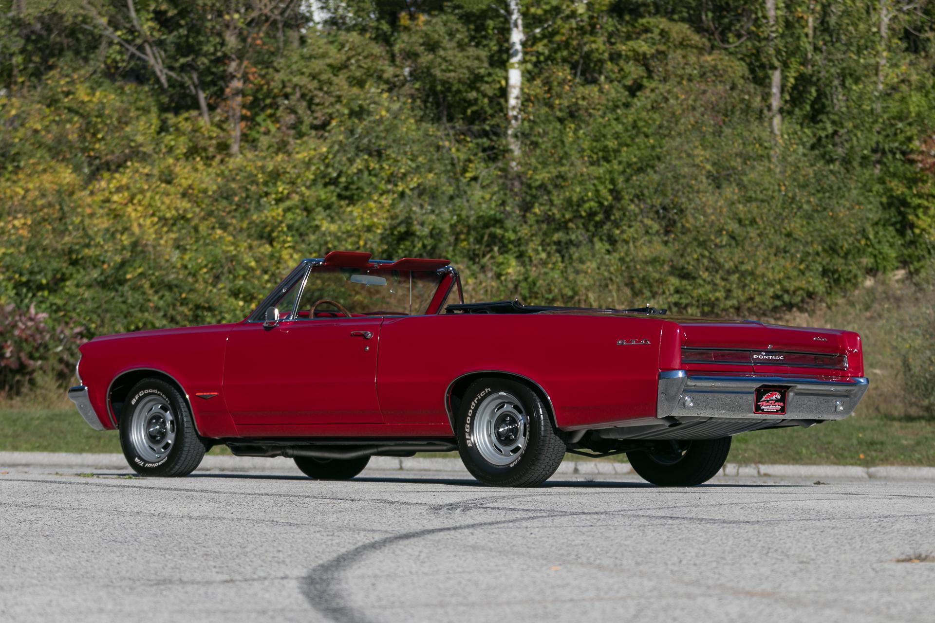 Pontiac LeMans II 1964 - 1967 Cabriolet #1