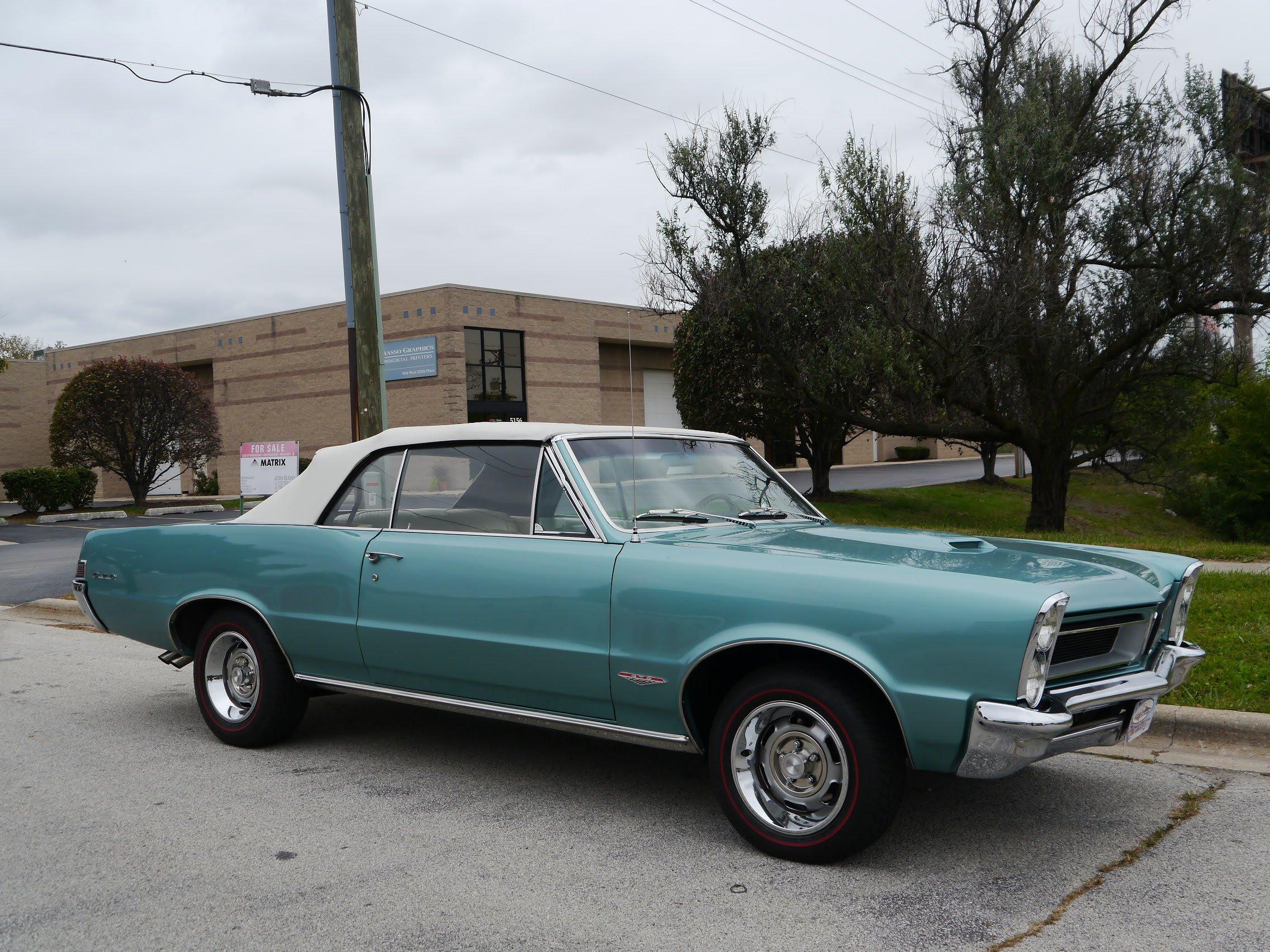 Pontiac LeMans II 1964 - 1967 Cabriolet #4