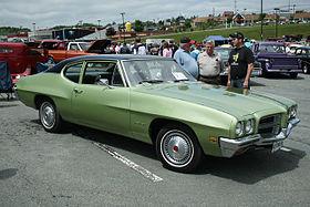 Pontiac LeMans III 1968 - 1972 Coupe-Hardtop #7