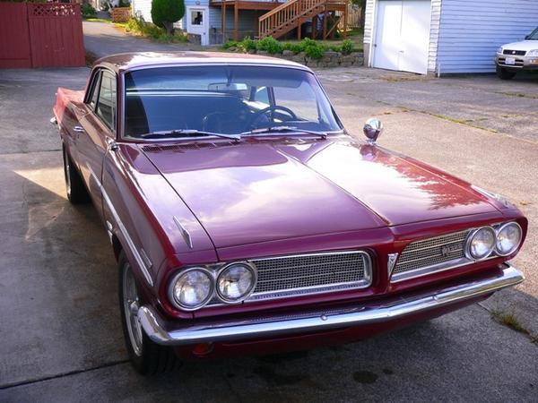 Pontiac LeMans II 1964 - 1967 Cabriolet #6