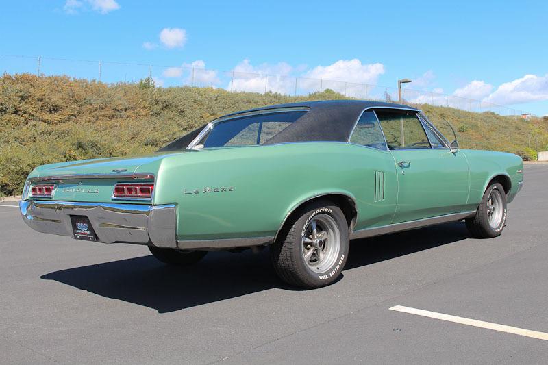 Pontiac LeMans II 1964 - 1967 Coupe-Hardtop #3