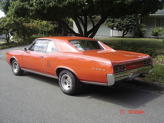 Pontiac LeMans II 1964 - 1967 Coupe-Hardtop #4