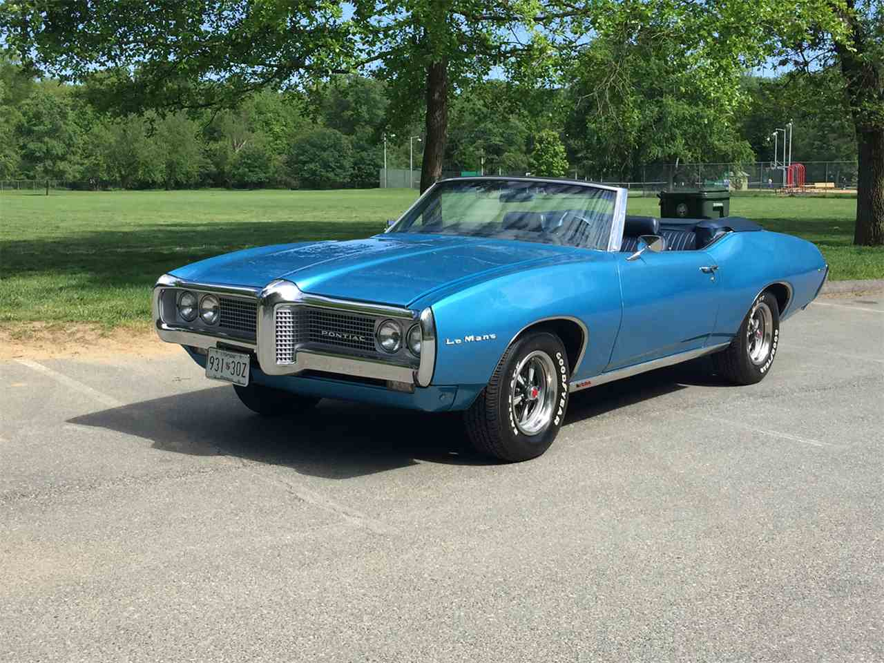 Pontiac LeMans III 1968 - 1972 Cabriolet #1