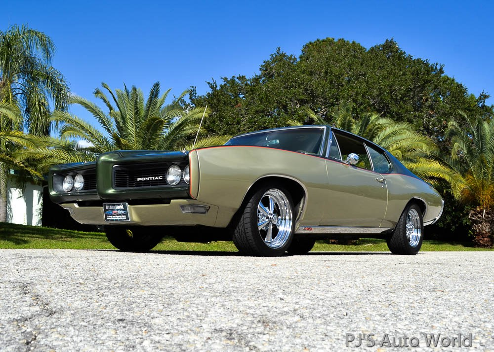 Pontiac LeMans III 1968 - 1972 Coupe-Hardtop #3