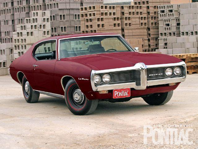 Pontiac LeMans III 1968 - 1972 Coupe-Hardtop #4