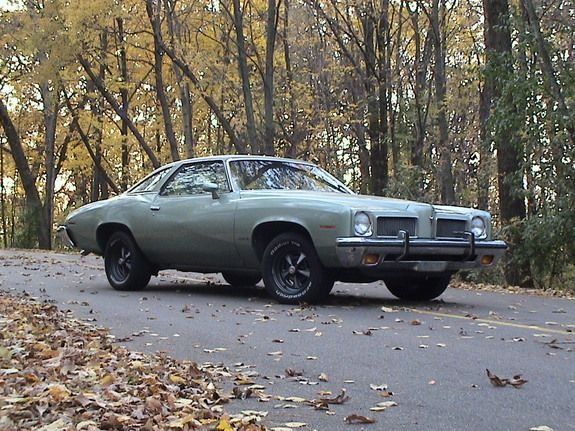Pontiac LeMans IV 1973 - 1977 Sedan #3