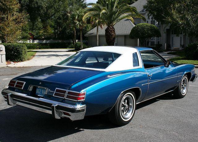 Pontiac LeMans IV 1973 - 1977 Sedan #2