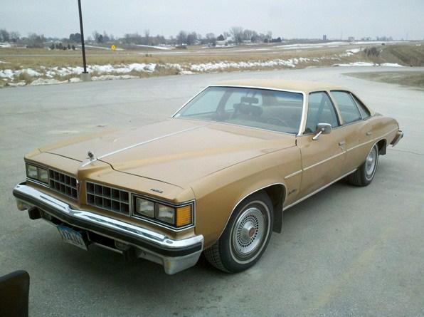 Pontiac LeMans IV 1973 - 1977 Sedan #7