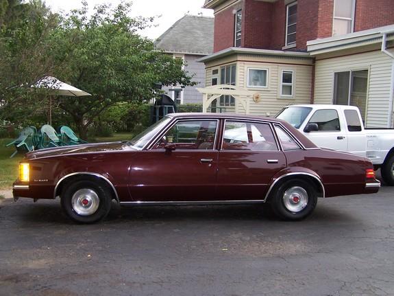 Pontiac LeMans V 1978 - 1981 Sedan #3