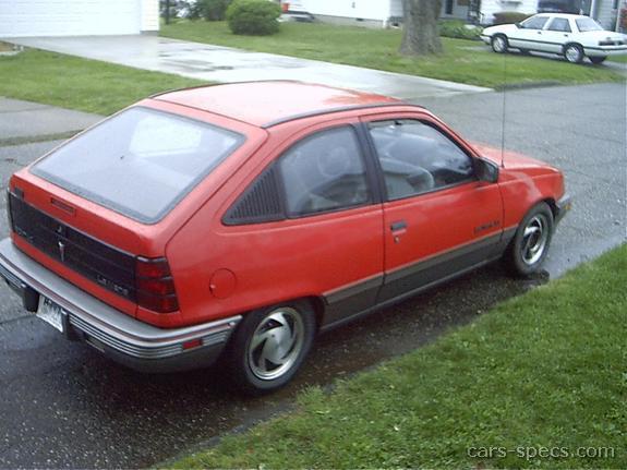 Pontiac LeMans VI 1988 - 1991 Hatchback 3 door #1