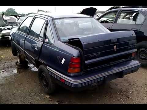 Pontiac LeMans VI 1988 - 1991 Hatchback 3 door #2