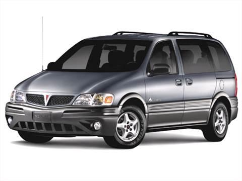 Pontiac Montana I 1997 - 2005 Minivan #2