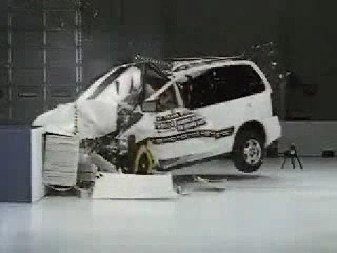 Pontiac Montana I 1997 - 2005 Minivan #1