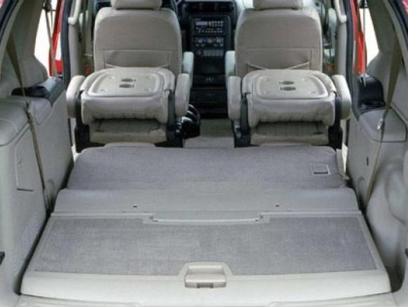 Pontiac Montana II SV6 2005 - 2009 Minivan #8
