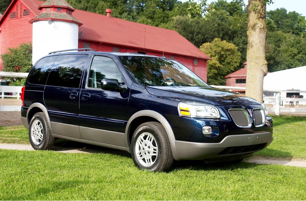 Pontiac Montana I 1997 - 2005 Minivan #5