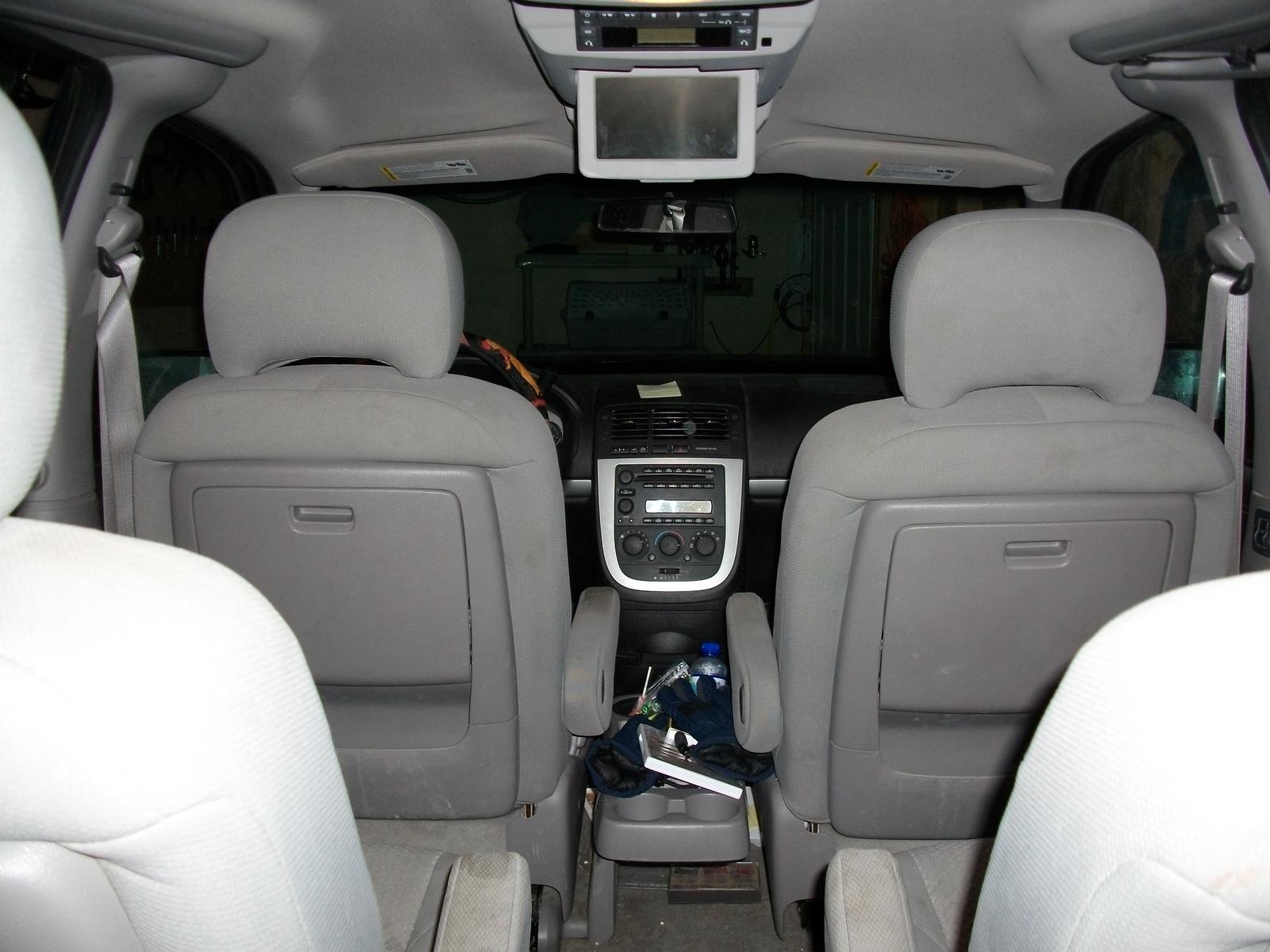Pontiac Montana II SV6 2005 - 2009 Minivan #6