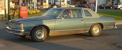 Pontiac Parisienne 1977 - 1986 Sedan #2