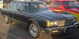 Pontiac Parisienne 1977 - 1986 Sedan #4