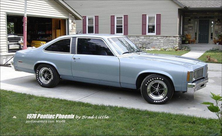 Pontiac Phoenix I 1977 - 1979 Coupe #3