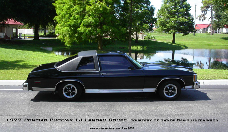 Pontiac Phoenix I 1977 - 1979 Sedan #1