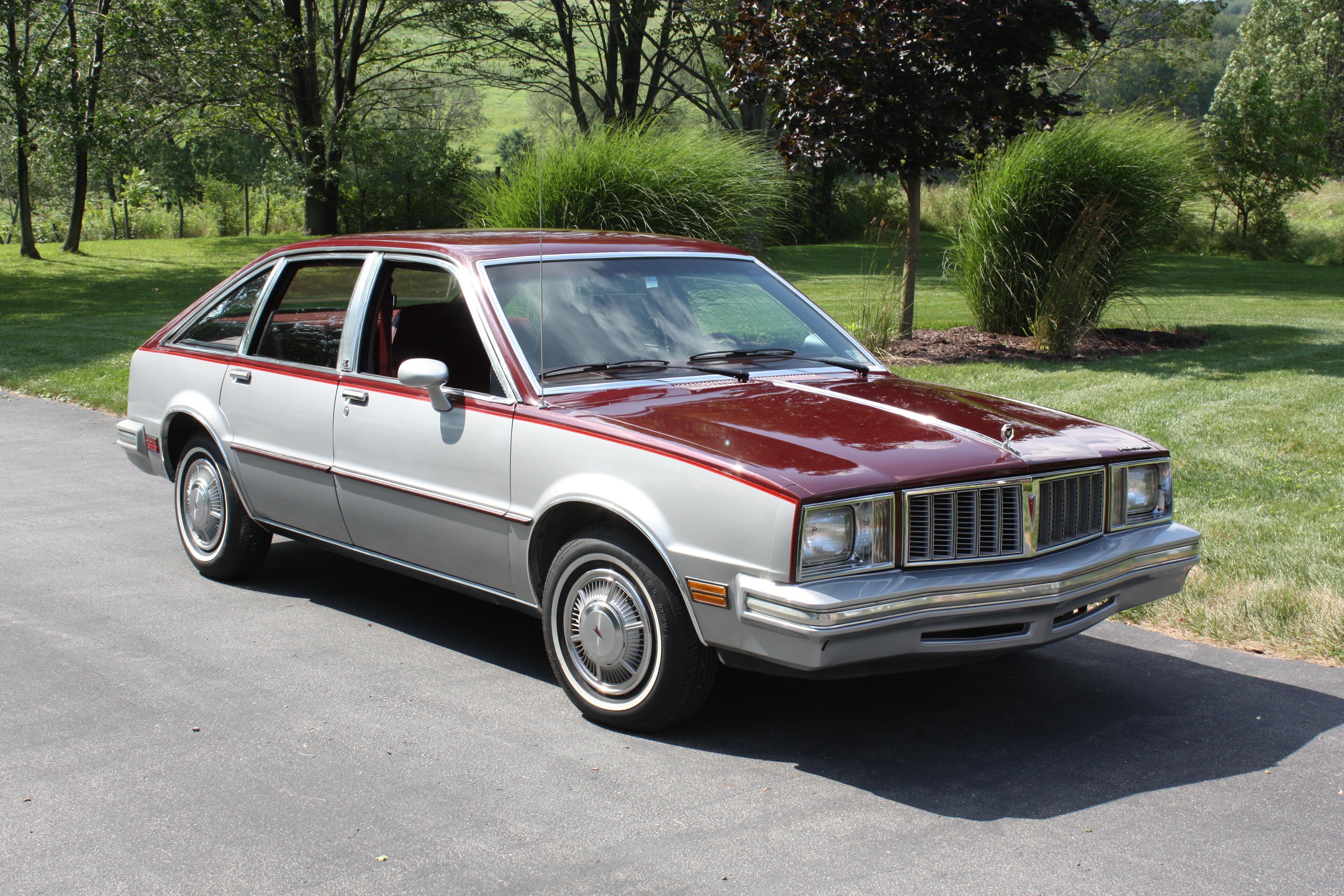 Pontiac Phoenix I 1977 - 1979 Sedan #2