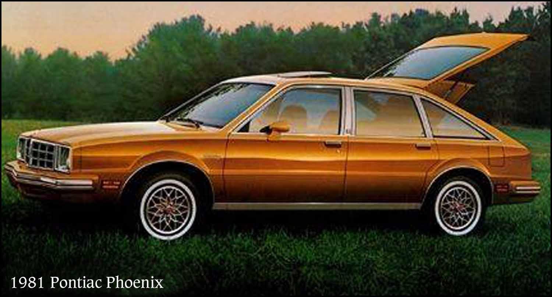 Pontiac Phoenix II 1979 - 1984 Hatchback 5 door #3