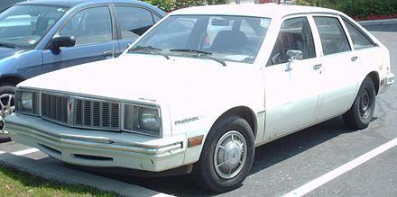 Pontiac Phoenix II 1979 - 1984 Hatchback 5 door #2