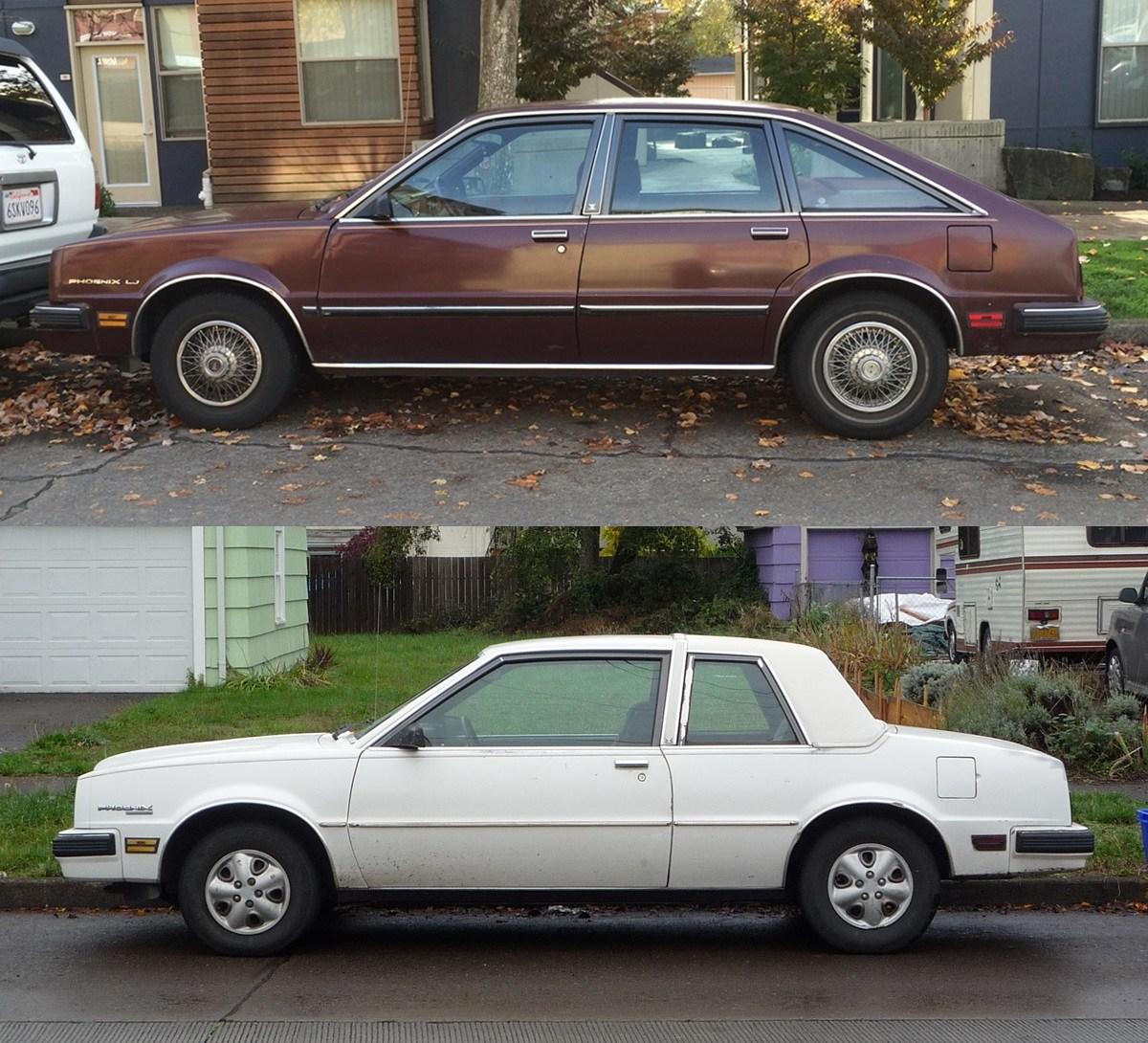 Pontiac Phoenix II 1979 - 1984 Hatchback 5 door #7