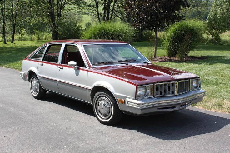 Pontiac Phoenix II 1979 - 1984 Hatchback 5 door #6
