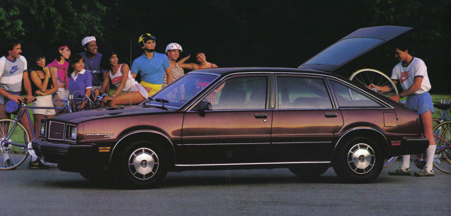 Pontiac Phoenix II 1979 - 1984 Hatchback 5 door #5