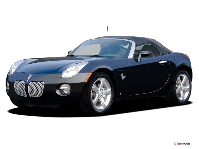 Pontiac Solstice 2005 - 2009 Cabriolet #4