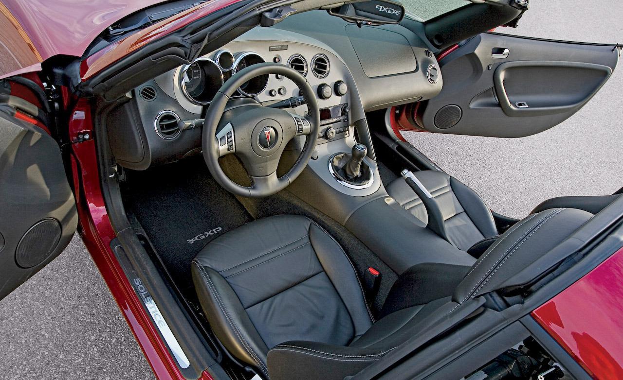 Pontiac Solstice 2005 - 2009 Coupe #7
