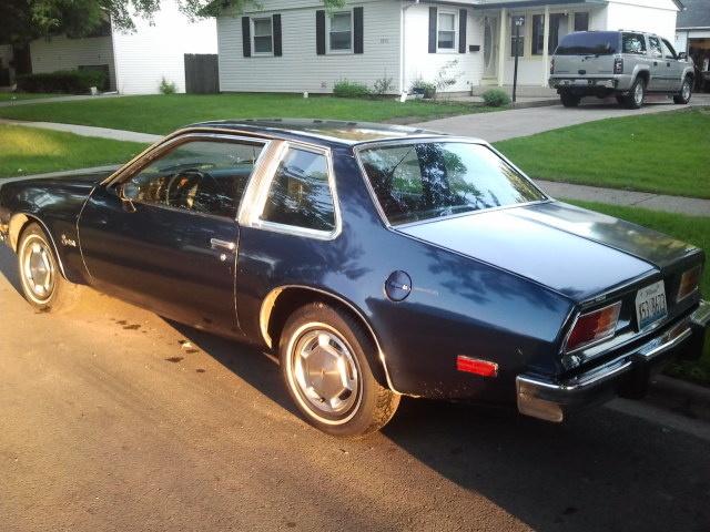 Pontiac Sunbird I 1975 - 1980 Coupe #1