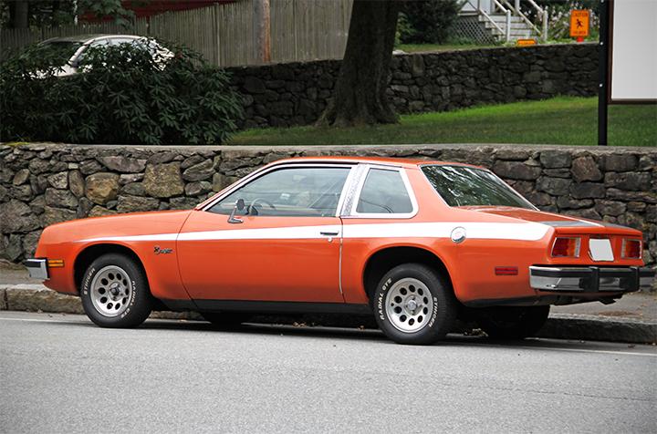 Pontiac Sunbird I 1975 - 1980 Coupe #5