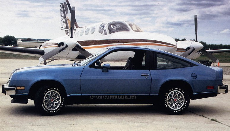 Pontiac Sunbird I 1975 - 1980 Coupe #6