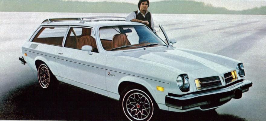 Pontiac Sunbird I 1975 - 1980 Station wagon 3 door #2