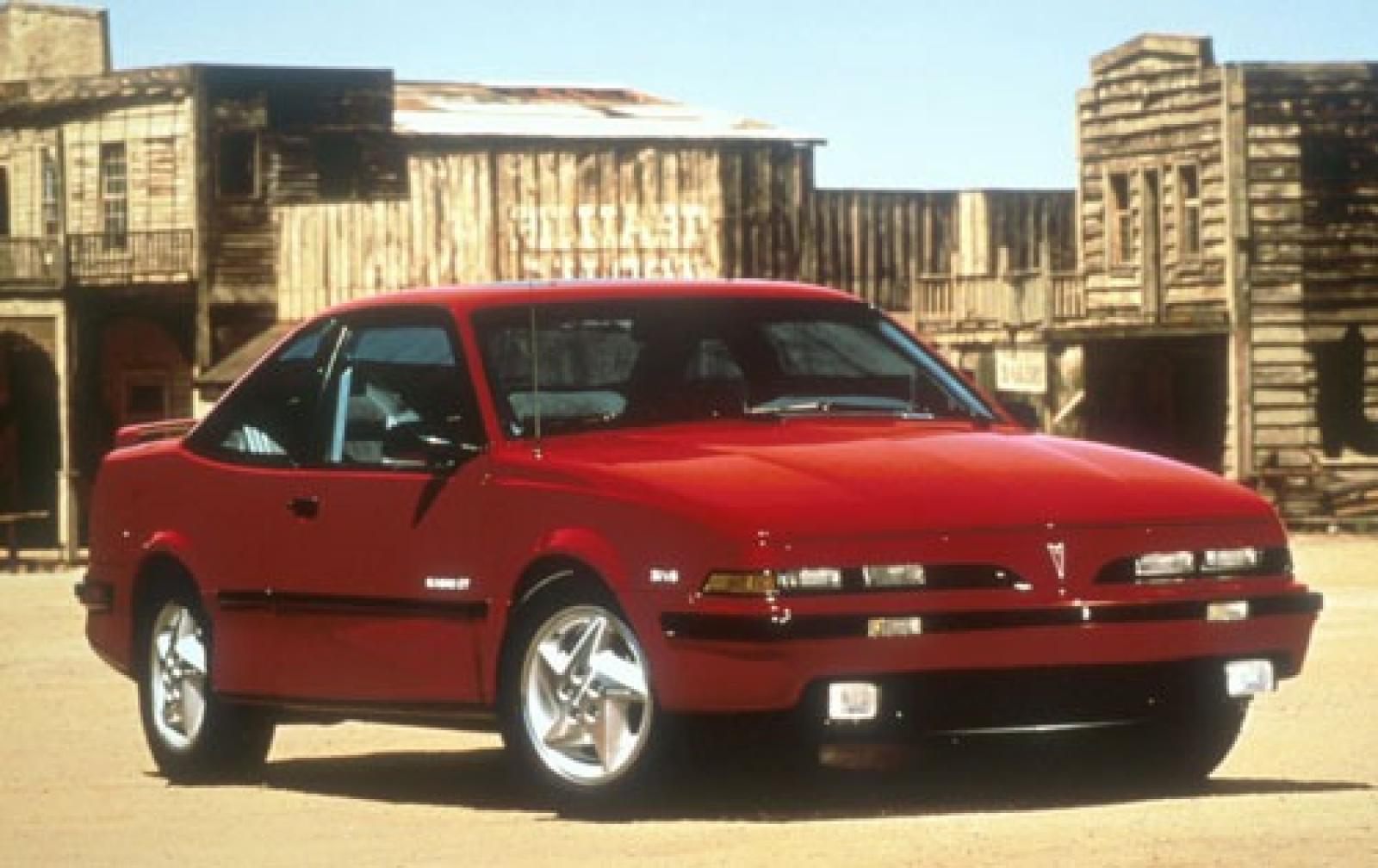 Pontiac Sunbird II 1981 - 1988 Coupe #1