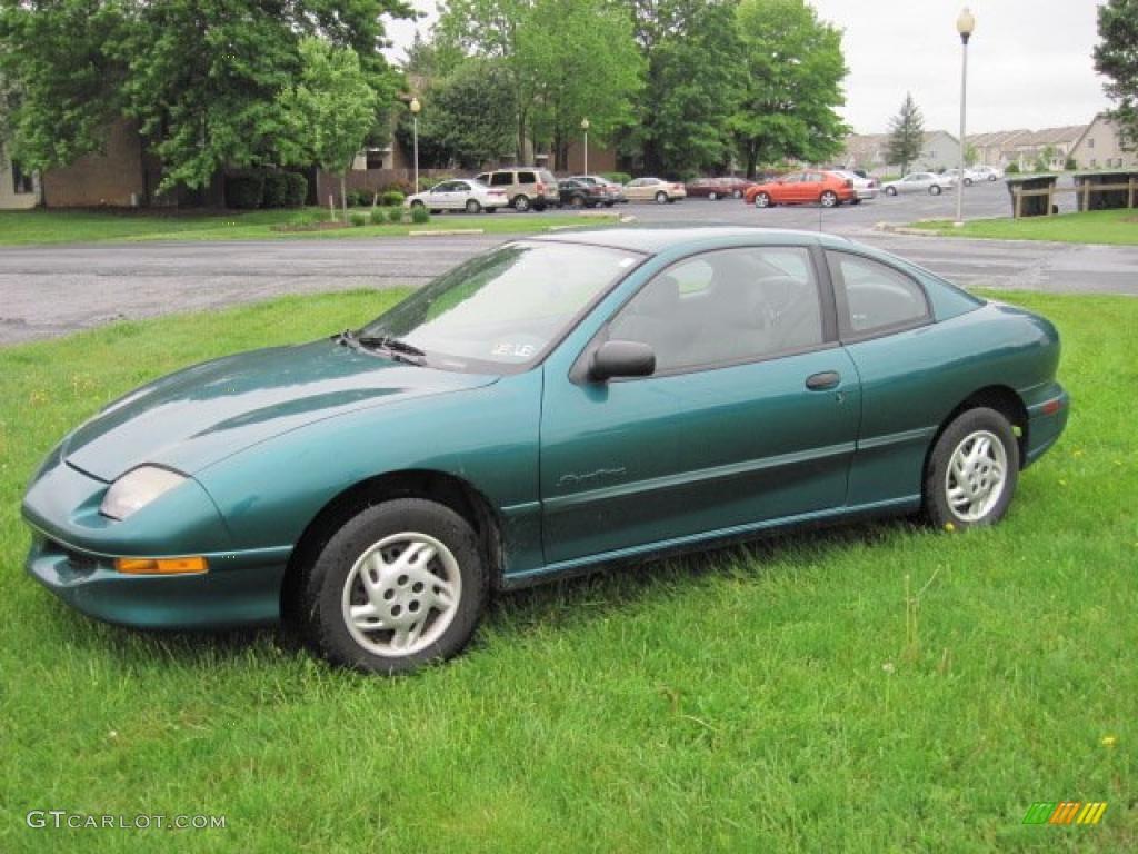 Pontiac Sunfire 1995 - 2005 Coupe #2