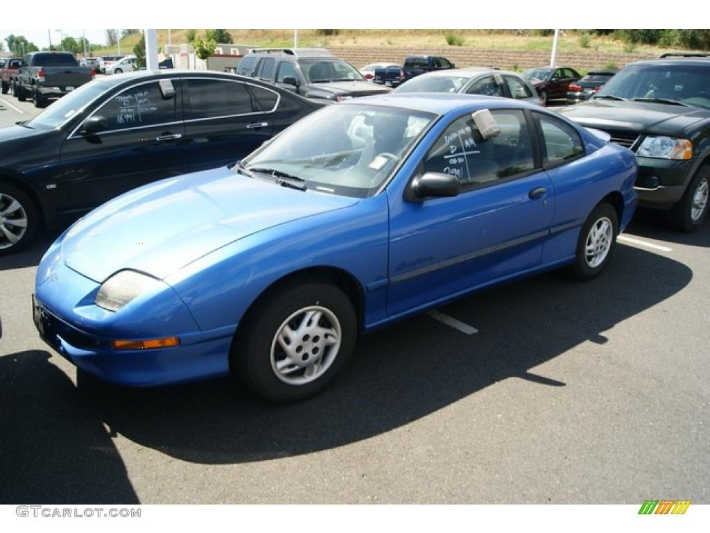Pontiac Sunfire 1995 - 2005 Coupe #4
