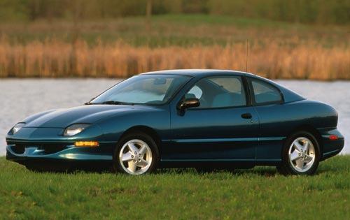 Pontiac Sunfire 1995 - 2005 Coupe #3
